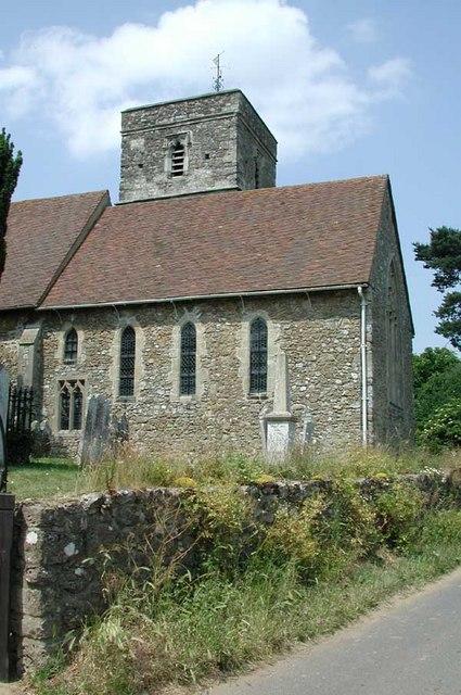 St Michael, Offham, Kent