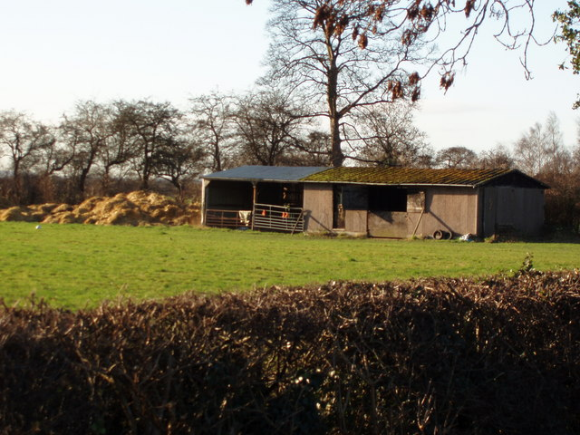 Farm Building at Dock Hills Farm, Arksey, Bentley, South Yorkshire
