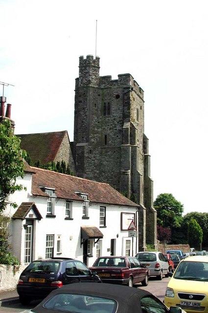 St George, Wrotham, Kent