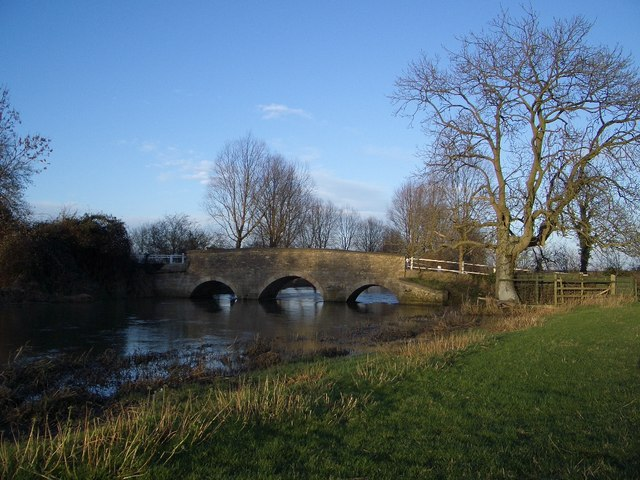 River Bridge East of Aldwincle