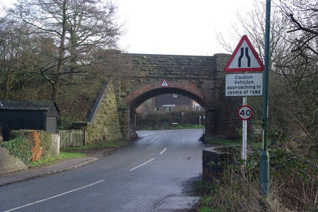 Old Railway Bridge, Town Row