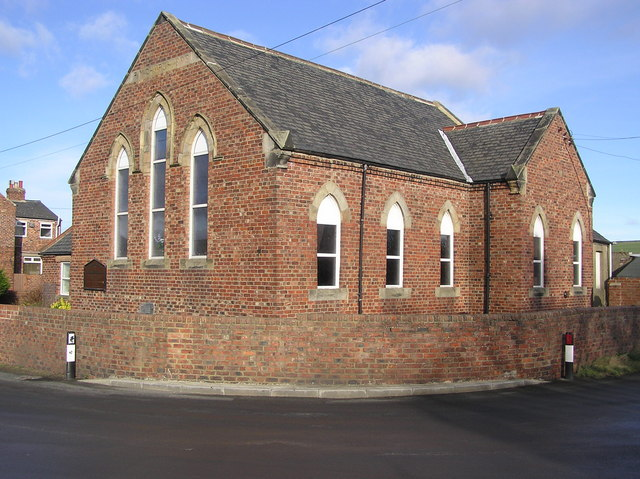 Auckland Park : Primitive Methodist Church 1893