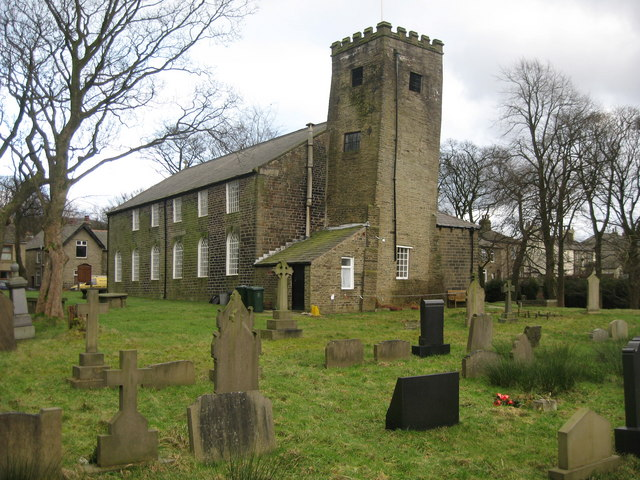 Edenfield Parish Church