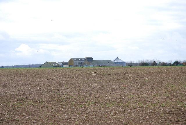 Preston Farm buildings