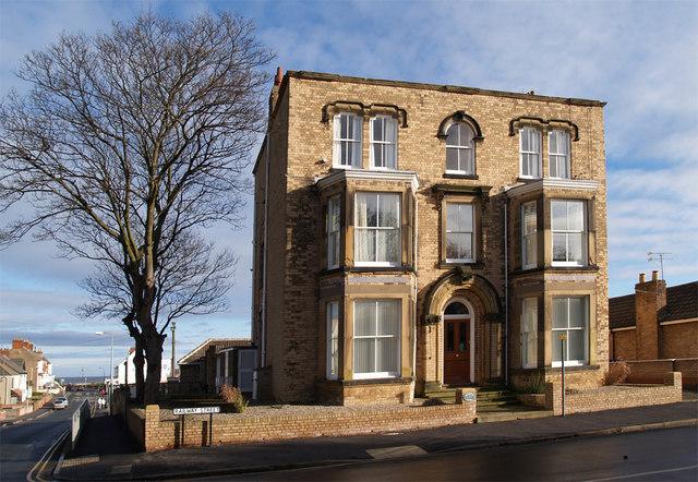 Brampton House, Railway Street, Hornsea