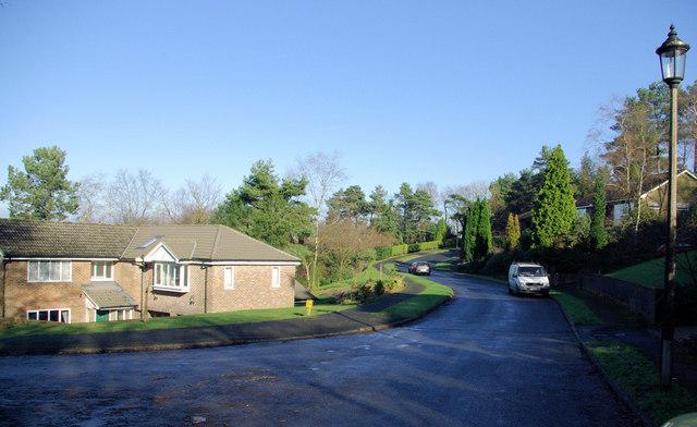 Low Density Housing on Kings Chase