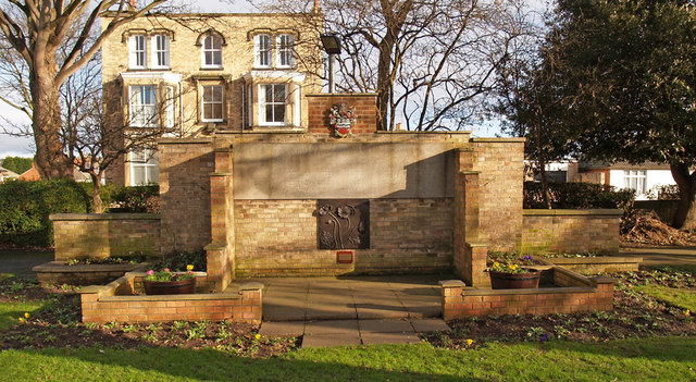Hornsea War Memorial