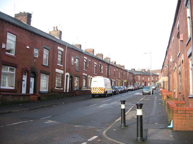 Horsedge Street Oldham