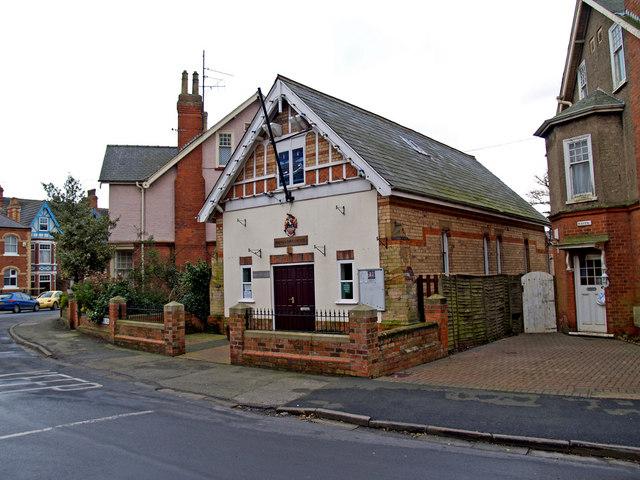 Hornsea Town Hall, Burton Road
