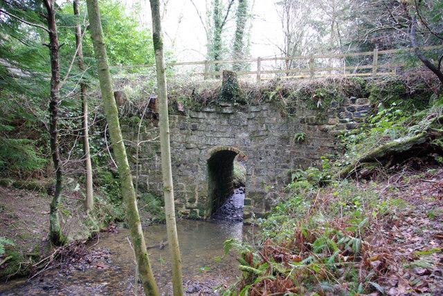 Small Bridleway Bridge