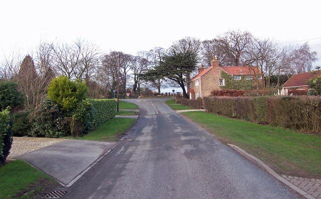 Rise Lane, Catwick