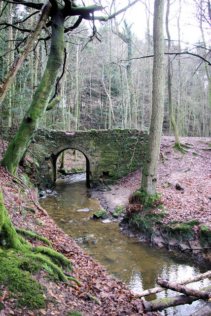 Large Bridleway Bridge