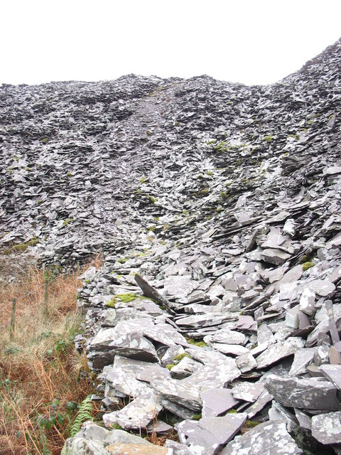 The path to the old reduction level.