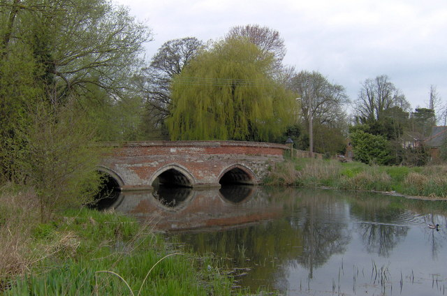 Toppesfield Bridge, Hadleigh