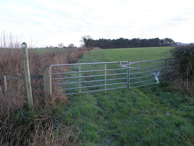 Path to Aston