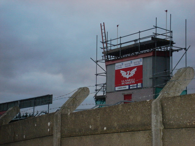 Scarlets Home Ground