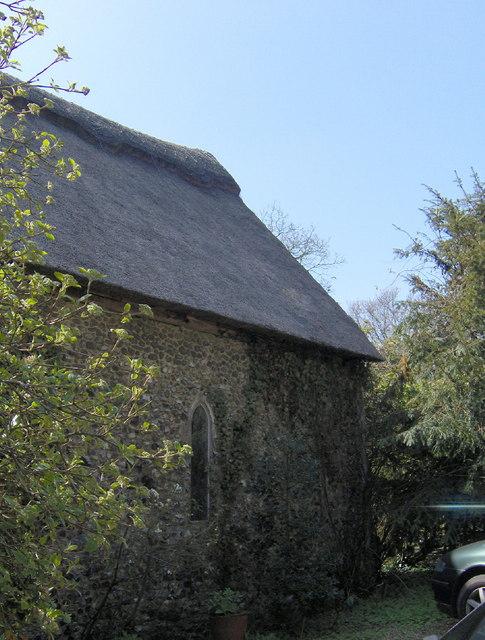 St James Chapel, Lindsey