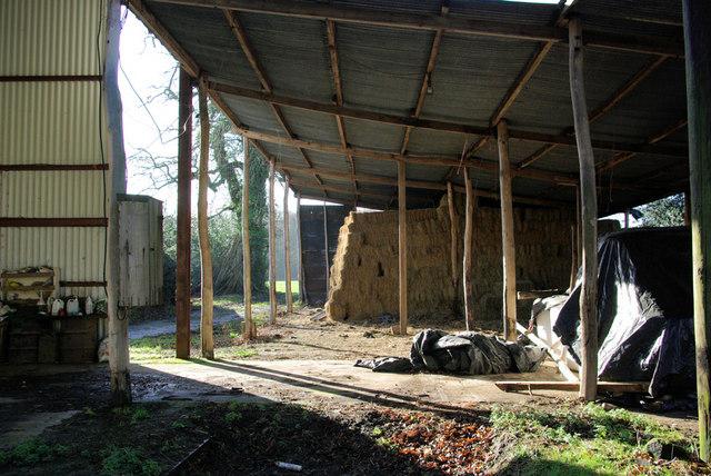 Barn, Bullfinches Farm