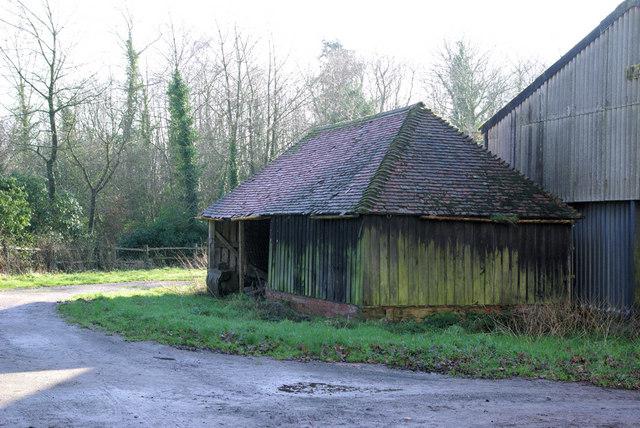 Small Barn, Bullfinches Farm