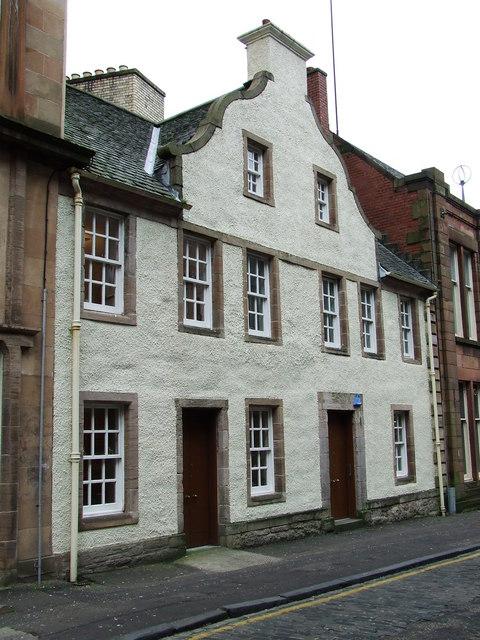Dutch Gable House