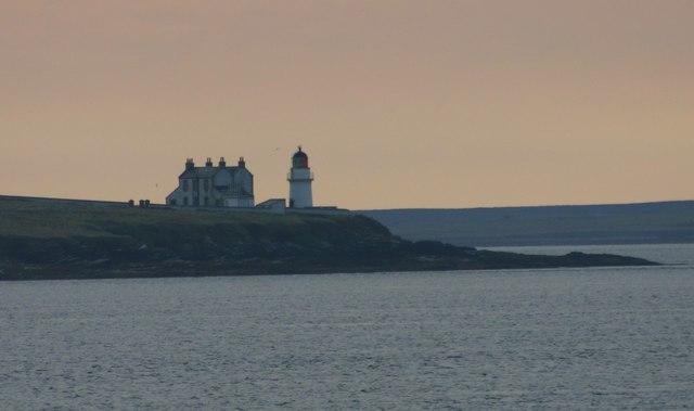 Saeva Ness Lighthouse