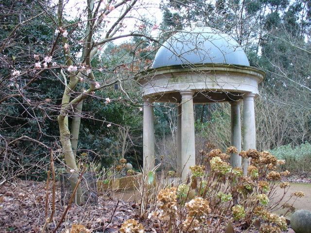 Doric Temple, Battleston Hill