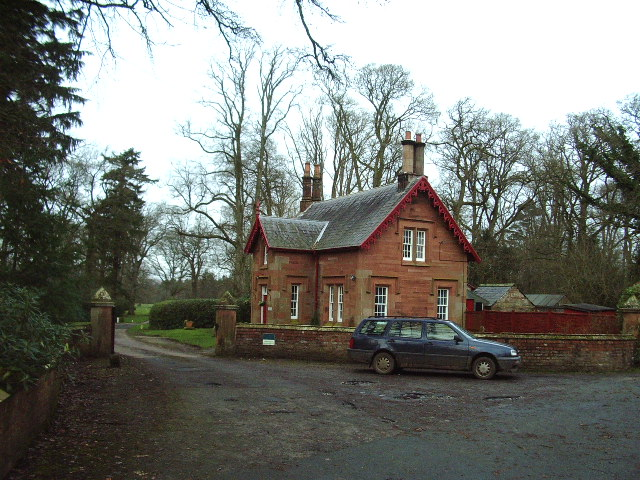 East Lodge at Netherby Hall