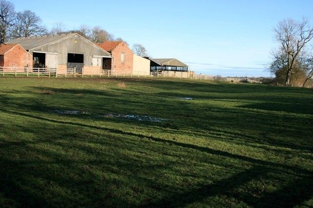 Barn, Town End Farm, Welbury
