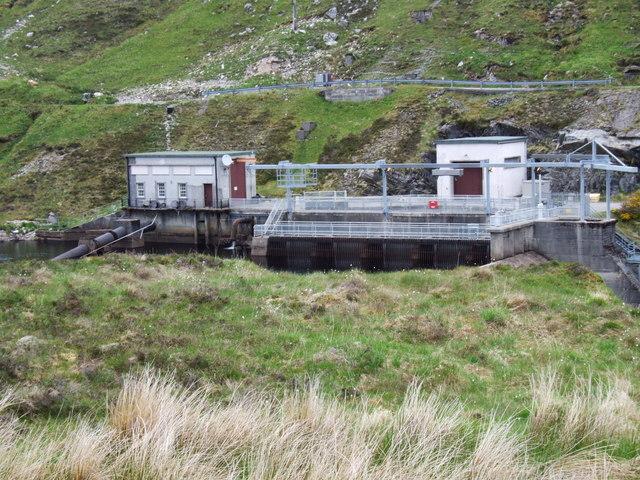 Duchally Weir