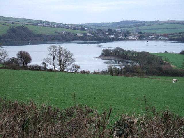 Park Bay, Kingsbridge Estuary