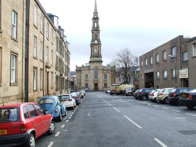 St Luke's Church of Scotland