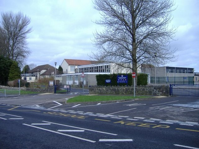 Chipping Sodbury special technical school