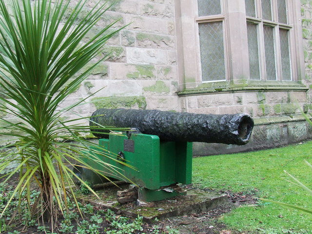 Spanish Armada Cannon