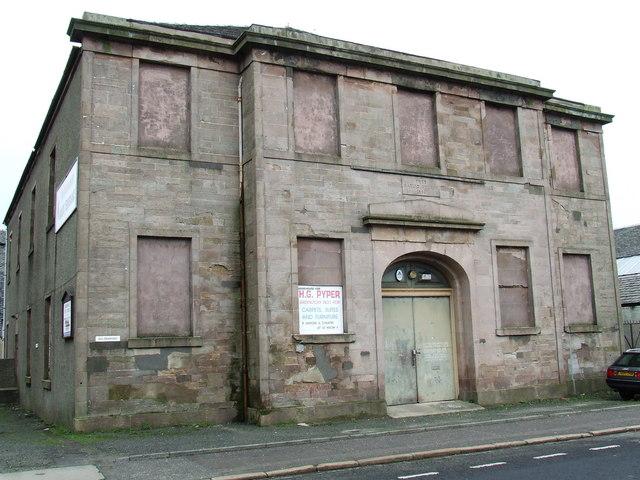Free Gaelic Church building