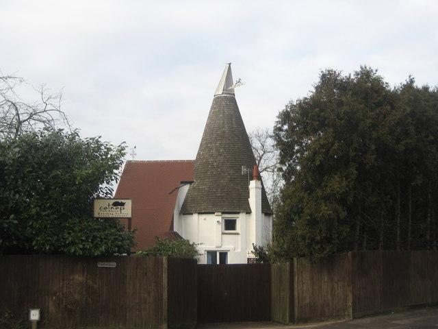 The Oast House, Liptraps Lane, Tunbridge Wells, Kent