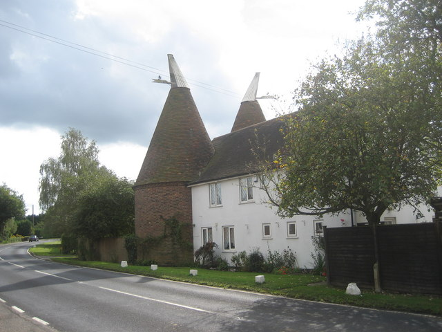 Mascalls Oast, Badsell Road, Paddock Wood, Kent