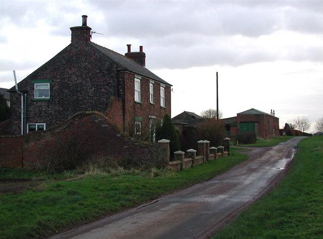 Row Lane, Welwick