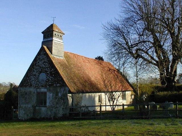 St Winfrid's Church    East Dean