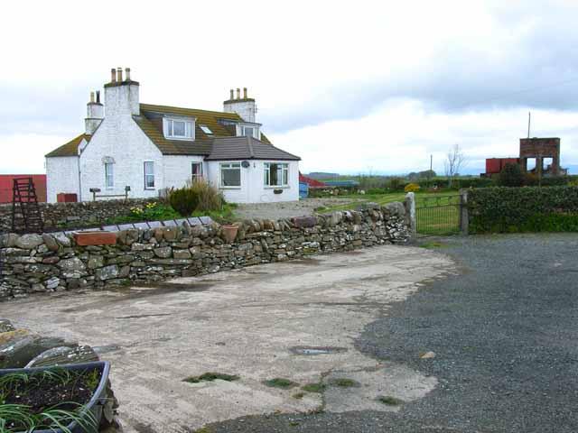 Farmhouse at Kirkland of Longcastle