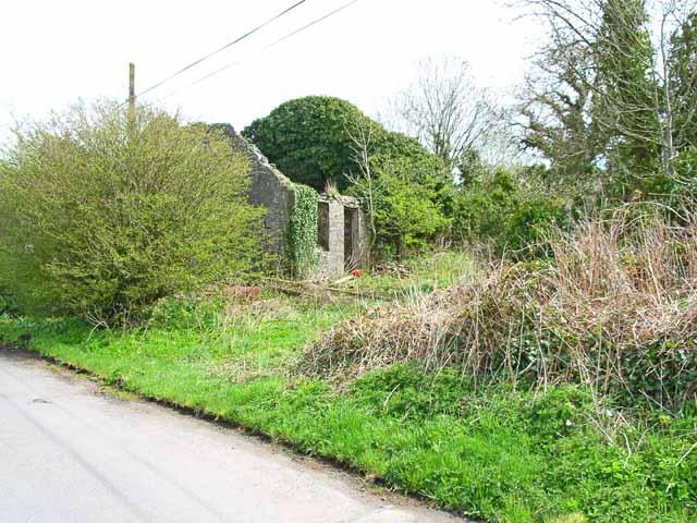 Ruin at Hillhead