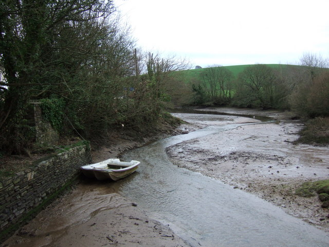 Collapit Creek