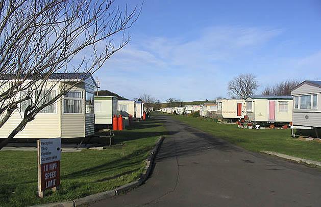 Bradford Kaims Caravan Park