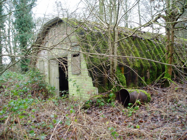 Nissen Hut, near Clocaenog