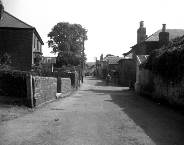 Wick Lane, Christchurch, Hampshire