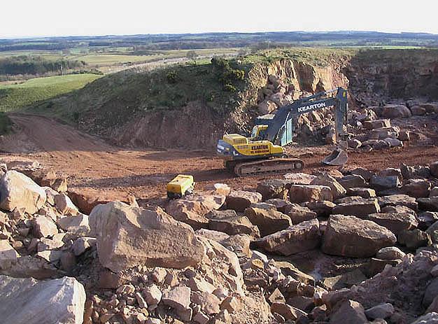 Brownieside Quarry