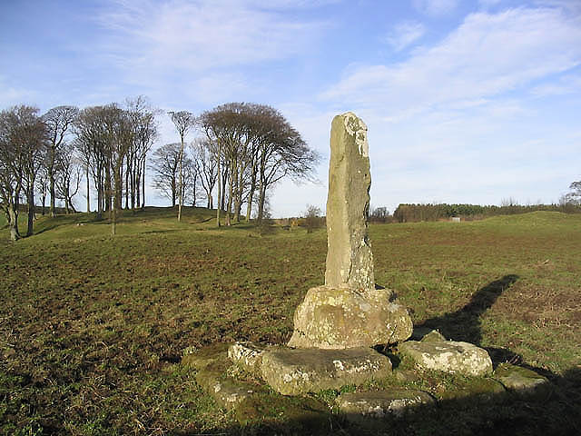 Medieval Cross, North Charlton