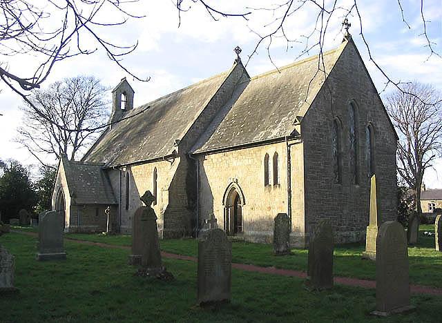 South Charlton Church