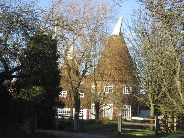 Sawyers Oast, High Street, Hawkhurst, Kent