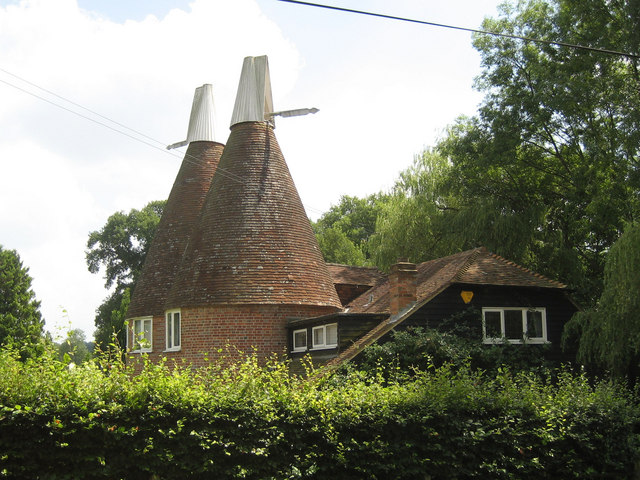 Lymden Oast, Lymden Lane, Stonegate, East Sussex
