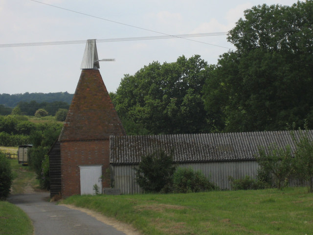 Oast House at Norwoods Farm, Huntley Mill Road, Ticehurst, East Sussex